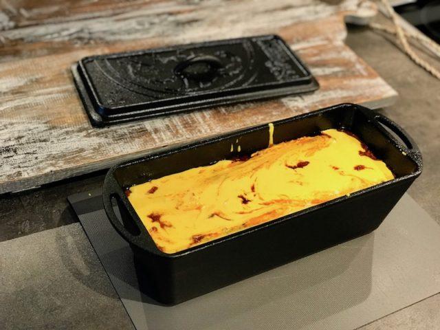 Sucuk Lasagne schichten